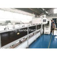 China Busbar Inspection Macine , Busduct Production Line Phase / Wire 3P3W 3P4W 3P5W wholesale