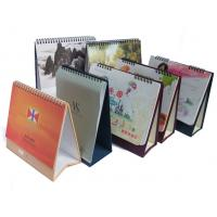 China 2012 Desk vintage Customized Calendar Printing Services of yearly, daily for business on sale