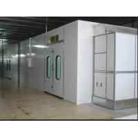 China Global Large Infrared Furniture Spray Booth / Spray Painting Booths 380v wholesale