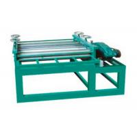 China Portable Steel Coil Plate Straightening Machine , 7.5KW Sheet Leveling Machine on sale