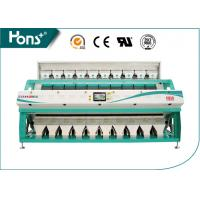China High Accuracy Almond Nuts Wheat Color Sorter , Recycle Color Sorting Machine on sale