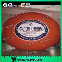 China Advertising Inflatable Helium Ball with Full digital printed for lifting persons wholesale