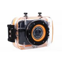 China OEM Custom 2'' Touch Screen Full HD Action Camera / Auto Car Camcorder Camera DVR wholesale
