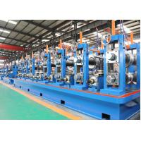 Buy cheap Friction Saw Cutting ERW Pipe Mill / SS Tube Mill Machine from wholesalers