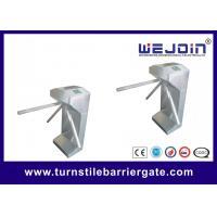 Buy cheap 304 stainless steel Automatic Rotating Arm tripod turnstile Barrier Gate from wholesalers