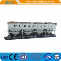 China PLD2400 Integrated Design Aggregate cement Batching weighing Machine wholesale
