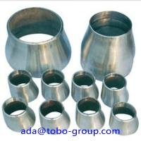 Quality ASTM A403 / A403M WP321 ASME B16.9 Stainless Steel Concentric / Eccentric for sale