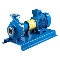 China Slurry Non Clog Centrifugal Open Impeller  Pump , Stainless Steel Mechanical Seal Pump wholesale