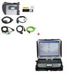 China Multi-language WIFI MB Star SD C4 Mercedes Benz Diagnostic Tool Plus Panasonic CF19 I5 CPU 4G RAM wholesale