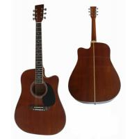 China Vintage Six String Sapele Body Wood Acoustic Guitar Wooden Classical Guitar 40 inch AF41C-S wholesale