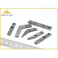 China Sintered Cemented Carbide Tipped Flat Planer Blade For Cutting Tools wholesale