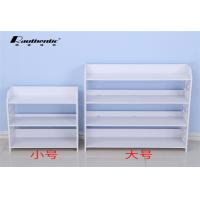 Buy cheap Simple shoe rack economic type multifunctional storage cabinet shoe dust type modern minimalist multilayer assembly from wholesalers