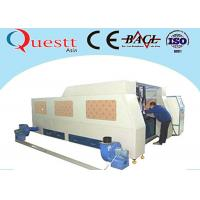 China Convenient Fiber Optic Metal Laser Cutting Machine 2000W For Thick Metal Sheet on sale