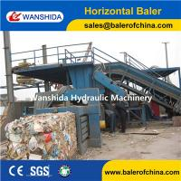 China Waste Cardboards Baling Press Compactor wholesale