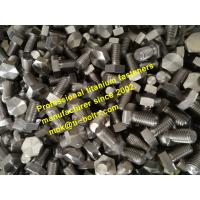 China titanium bolts wholesale