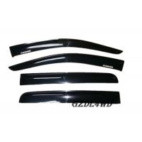 China Black  Ranger T6 Car Window Sun Visor Acrylic Plastic With High Polished / Shining wholesale