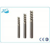 China End Mill Cutter Carbide Tapered End Mills 5mm 10mm 16mm Diameter wholesale