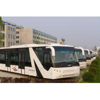 China Customized 77 Passenger Alloy Steel Airport Passenger Bus Aero Bus wholesale