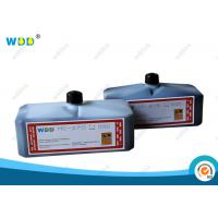 China Coding Machine Continuous Inkjet Solvent for Domino Small Character wholesale