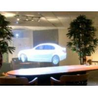 China Holographic Transparent Rear Projection Film on sale