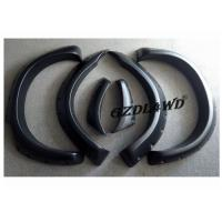 China 4x4 ranger t6 car accessories for wheel arch fender flares ranger wholesale