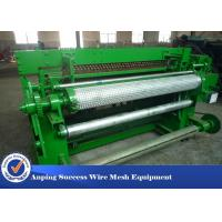 China Low Carbon Welded Fence Welding Machine , PVC Plastic Coated Wire Netting Machine wholesale