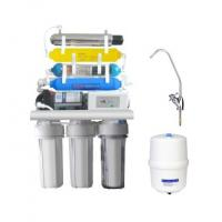 Buy cheap Kitchen Undersink Reverse Osmosis Water Filtration System 8 Stages 50gpd from wholesalers