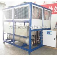 China Copeland Compressors 113.58KW Cooling Capacity Air-cooled Chiller With Refrigerant R22 wholesale