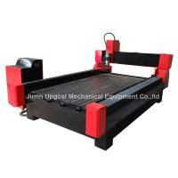 China 1300*1800mm Heavy Duty Stone CNC Router with Rotary Axis wholesale