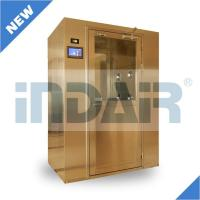 China Single Door Cleanroom Air Shower Computer Auto Control For GMP Clean Room Project on sale