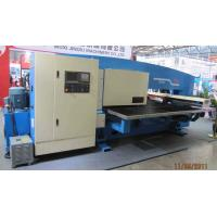 China Carbon steel or Stainless steel sheet CNC Punching Machine 1500 X 5000 , cnc turret press wholesale