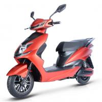 SANYA Battery Operated Scooter 800w 60V / 72V Battery Voltage Steel Frame