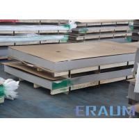 China ASTM B575 Alloy C276 / UNS N10276 Nickel Alloy Plate Cold Rolled wholesale