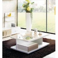 Fashion Design Simple Modern Style Coffee Table Particle Board With Painting