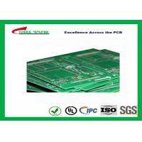 China Computer PCBs with Rigid FR-4 1.6mm  OSP surface treatment  with RoHS wholesale