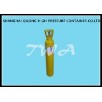 China Industrial welding gas bottle sizes 40L  with 34CrMo 34CrMo4 wholesale