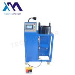 China Auto Parts Air Machine Molding Free Hydraulic Hose Crimp Machine 380V L850*W900*H1300mm wholesale
