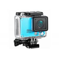 China Professional Sports Video Cameras Underwater WIFI Action Camera 60M Waterproof For Diving wholesale