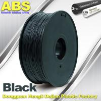 China Good toughness ABS 3d Printer Filament materials for RepRap , Markerbot wholesale