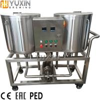 Buy cheap Stainless Steel Sanitary Wash CIP Cleaning System for Beer brewery from wholesalers