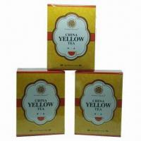 Buy cheap Chinese Package Yellow Tea from Hundred Dragons from wholesalers