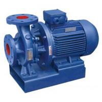 China ISW horizontal single stage centrifugal pump inline end suction wholesale