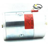 China 2600 Rpm 60 Volt Dc Motor 2kw OD 114mm S3 Work Duty For Forklift Pump wholesale