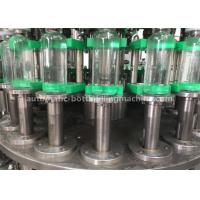 China 5-In-1 Glass Bottle Fruit Juice Filling Machine With Steam Sterilizer wholesale