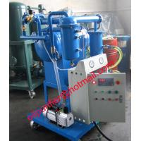 China Portable Insulating Oil Purifier ,Cable Oil Cleaner,Transformer Oil Processing Machine wholesale