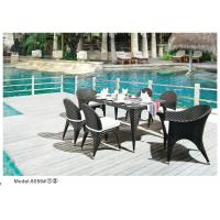 China Swimming pool dining set -8056 wholesale