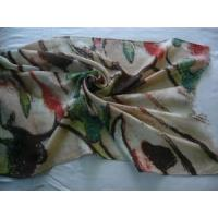 China Printed Cotton Scarf (LC-C117) wholesale
