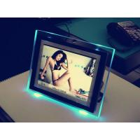 Quality High Grade Insulated Acrylic Led Lighted Picture Frame For Promotional for sale