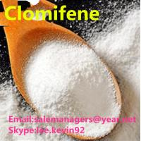 China Clomifene CAS 50-41-9 Raw Steroid Powders Pharmaceutical Grade Purity 99% wholesale
