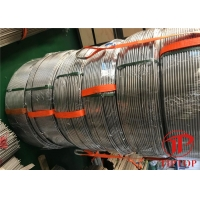 China 1/8 Duplex 2507 ASTM A789 Coiled Tubing Pipe on sale